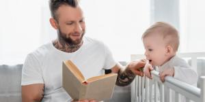Libros para bebés de 0 a 6 meses