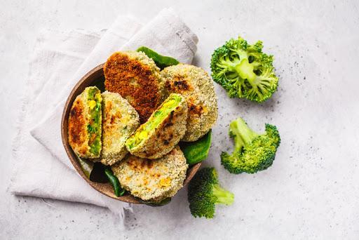 Cómo preparar brócoli para bebés - Hamburguesas de brócoli