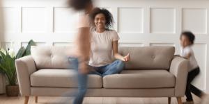 Consejos para madres estresadas
