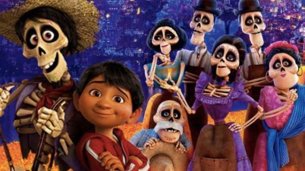 Películas educativas para niños y niñas - Coco