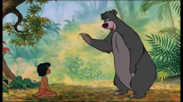 Películas educativas para niños y niñas - El libro de la selva