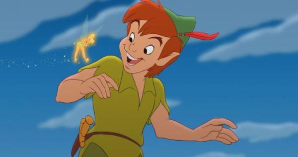 Películas educativas para niños y niñas - Peter Pan