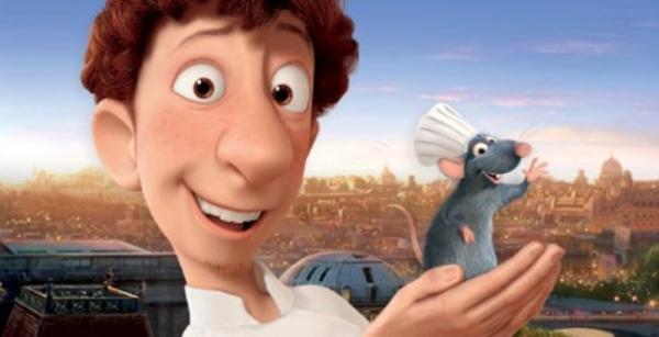 Películas educativas para niños y niñas - Ratatouille