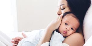 Qué hacer cuando un bebé se ahoga
