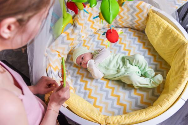 Gimnasia para bebés: ejercicios beneficiosos - ¡Sígueme!