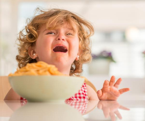 ¿Cómo actuar ante las rabietas en niños de 3 y 4 años?