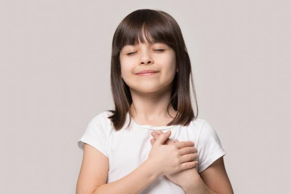 Actividades de espiritualidad para niños/as - Escuchar la voz del corazón