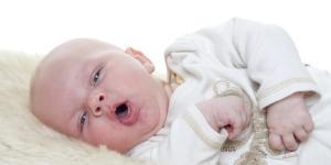 Qué hacer si un bebé se atraganta