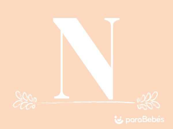 Nombres de niña con la letra N