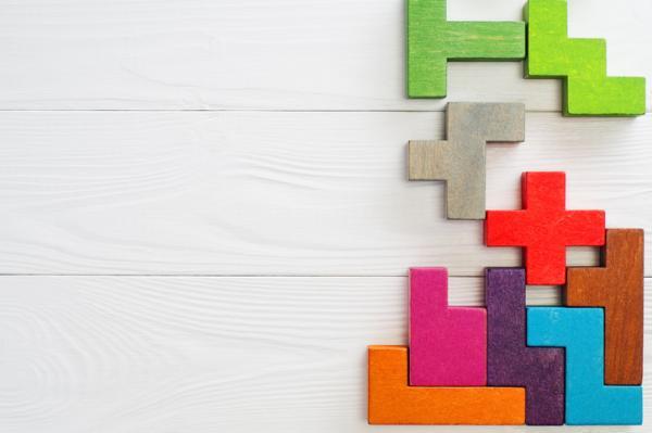 Juegos para niños/as de 6 a 8 años - Tetris