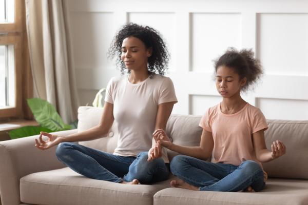 Meditación para niños: ejercicios y técnicas - ¡Estoy respirando!