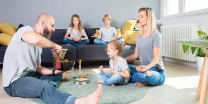 Meditación para niños: ejercicios y técnicas
