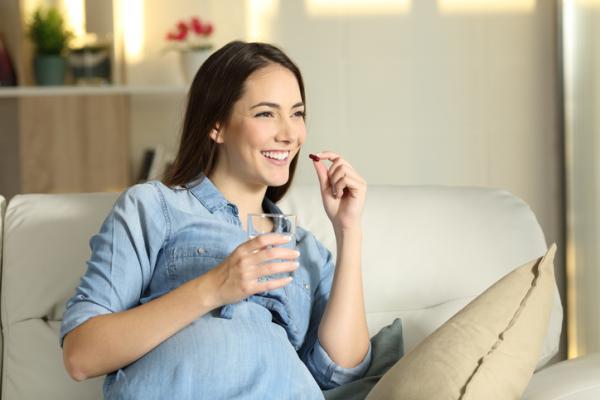 ¿Qué pasa si no tomo vitaminas durante el embarazo?