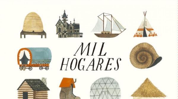 Cuentos cortos para niños de 3 a 5 años - Mil hogares. Editorial Alfaguera
