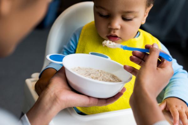 Cereales para bebés de 6 meses