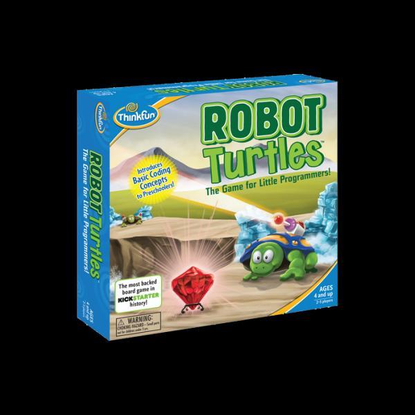 Juegos educativos para niños de 5 a 6 años - Robot Turtles