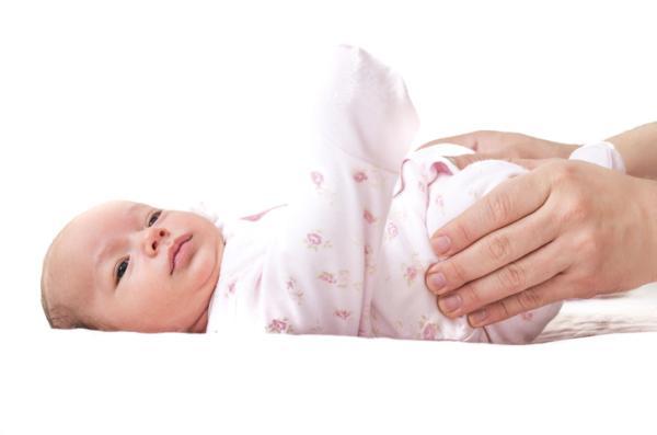 Qué hacer cuando un bebé está estreñido