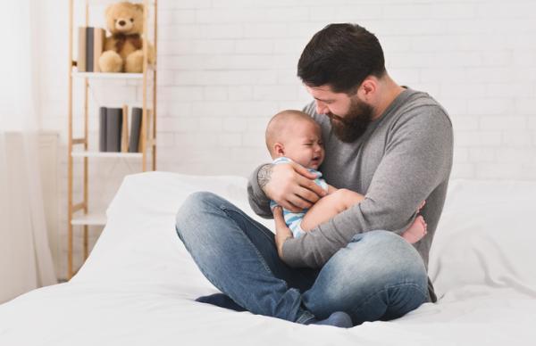 Mi bebé tiene muchos gases: por qué y qué hacer