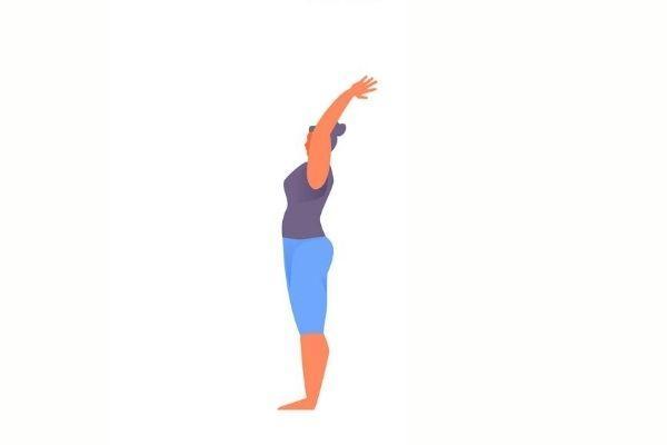 Posturas de yoga para niños - Estiramiento con mudra de mariposa