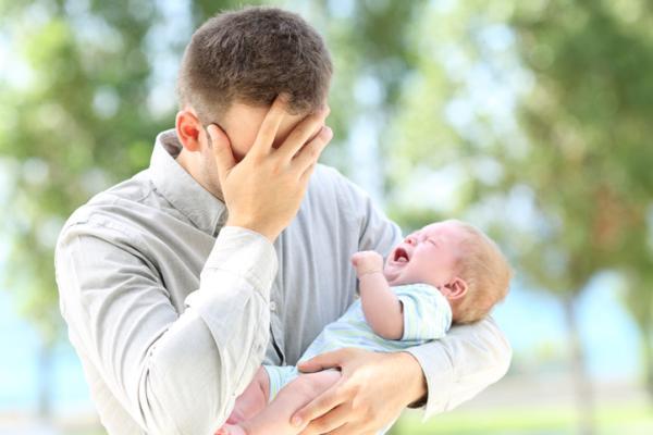 Mi bebé llora mucho: por qué y qué hacer - Por qué mi bebé llora mucho