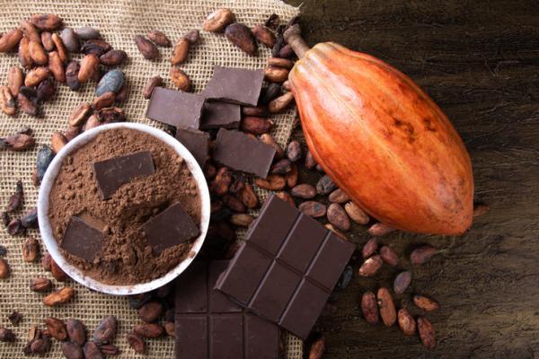 Alimentos con hierro para el embarazo - Chocolate negro
