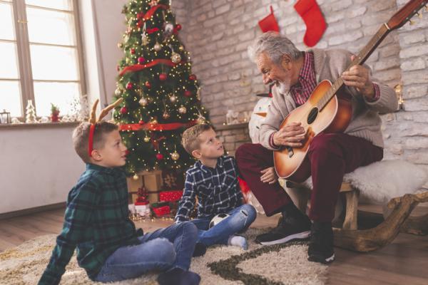 Actividades navideñas para niños/as - Aprender un villancico