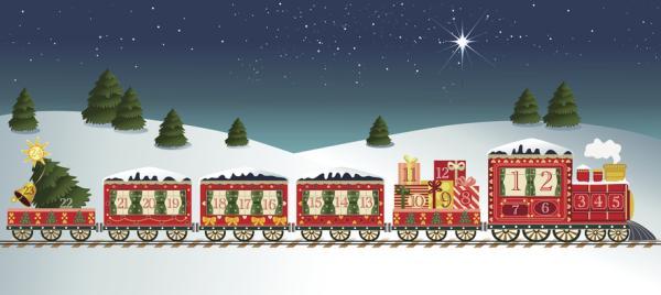 Actividades navideñas para niños/as - Calendario de adviento