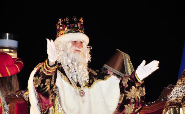 Actividades navideñas para niños/as - Visitar a Papá Noel o a los Reyes Magos