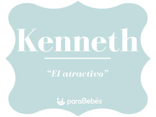 Significado del nombre Kenneth