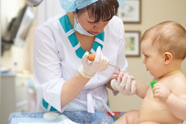 Anemia en bebés: síntomas, tipos y tratamiento