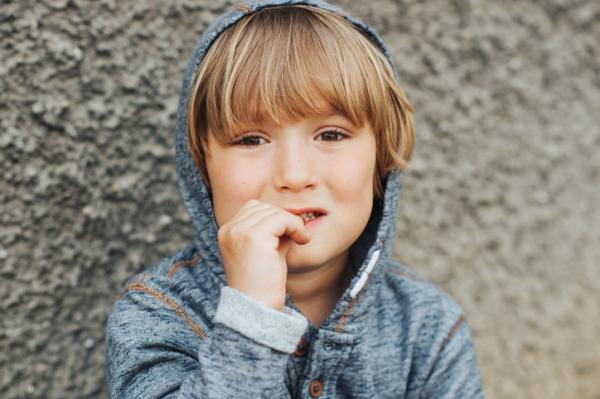 Cómo ayudar a un niño nervioso