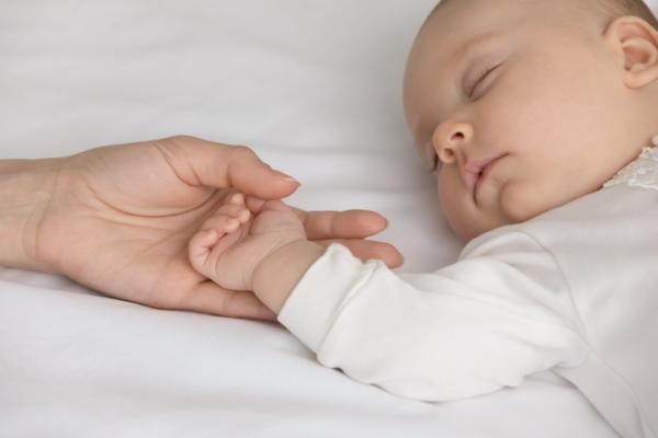 Qué hace un bebé de 5 meses - Cuánto duerme un bebé de 5 meses