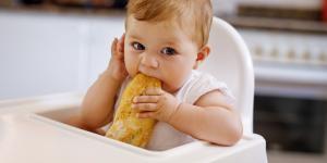 Cómo y cuándo introducir cereales a un bebé