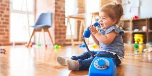 A qué edad los niños empiezan a hablar