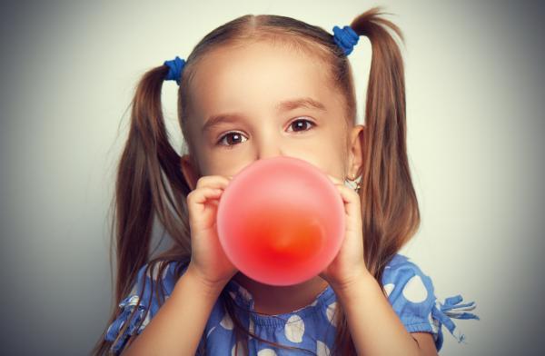 Ejercicios de respiración para niños - El globo