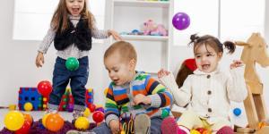 Actividades de estimulación para niños de 2 a 3 años