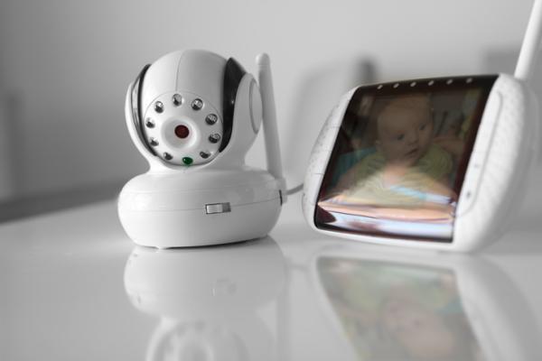 Lista regalos para un baby shower - Cámara de video vigilancia