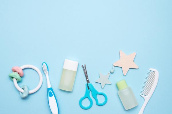 Lista regalos para un baby shower - Neceser básico