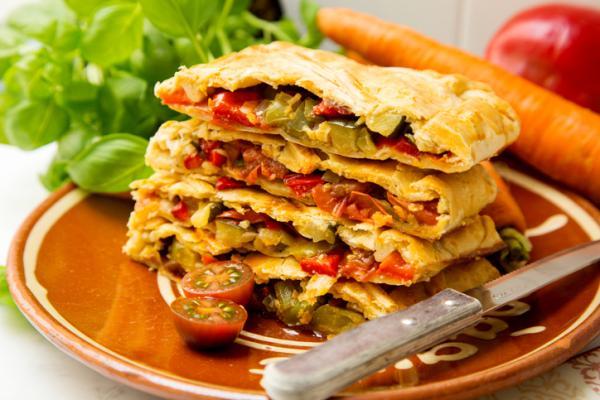 Cenas saludables para niños - Empanadillas caseras
