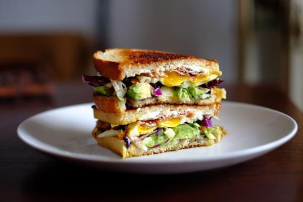 Cenas saludables para niños - Sándwich