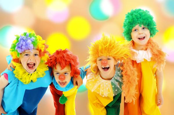 Ejemplos de actividades extraescolares para niños - Circo