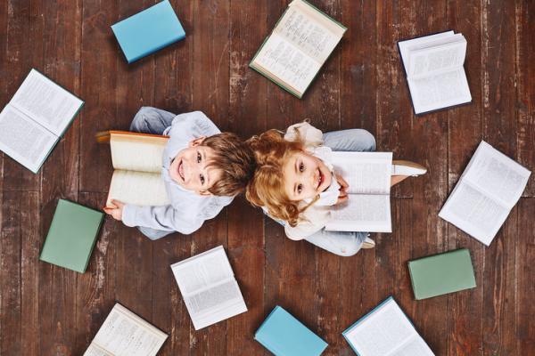 Ejemplos de actividades extraescolares para niños - Estimulación a la lectura