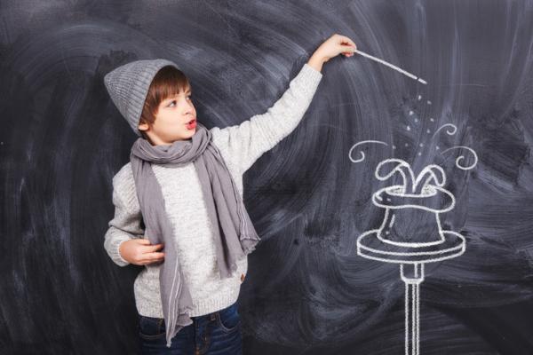 Ejemplos de actividades extraescolares para niños - Magia