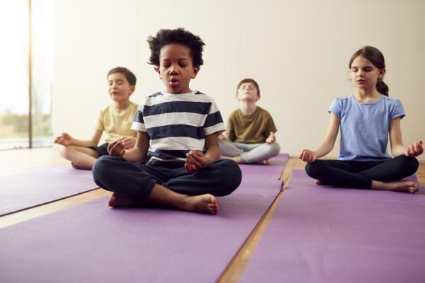 Ejemplos de actividades extraescolares para niños - Mindfulness