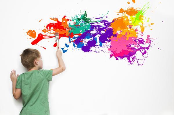 Ejemplos de actividades extraescolares para niños - Pintura y manualidades