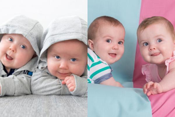 Las 10 diferencias entre gemelos y mellizos - Diferencias entre gemelos y mellizos