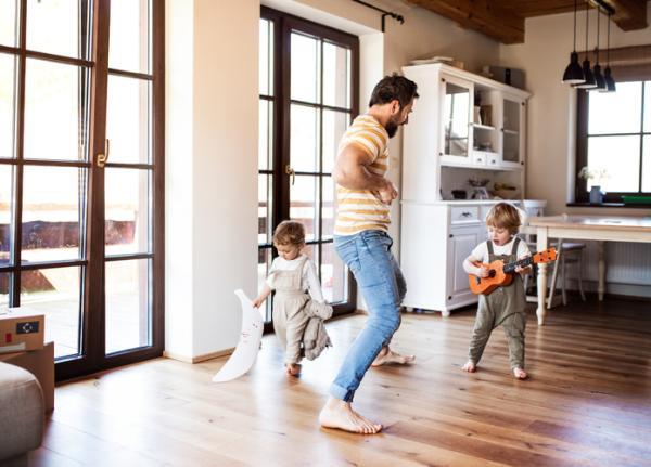 Beneficios de la música en los niños - Ayuda a desarrollar habilidades sociales