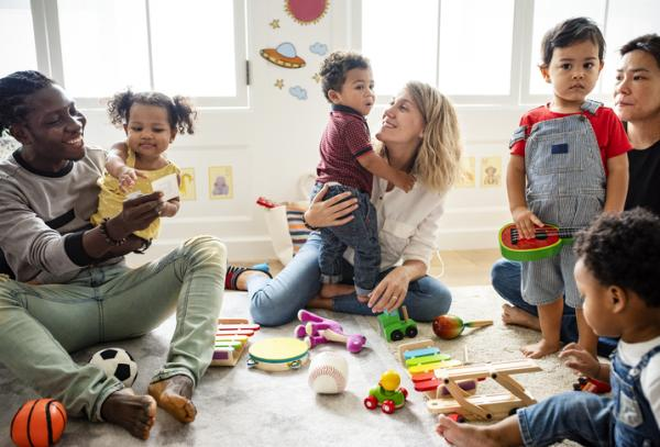 Cómo estimular a un bebé de 6 meses - Música